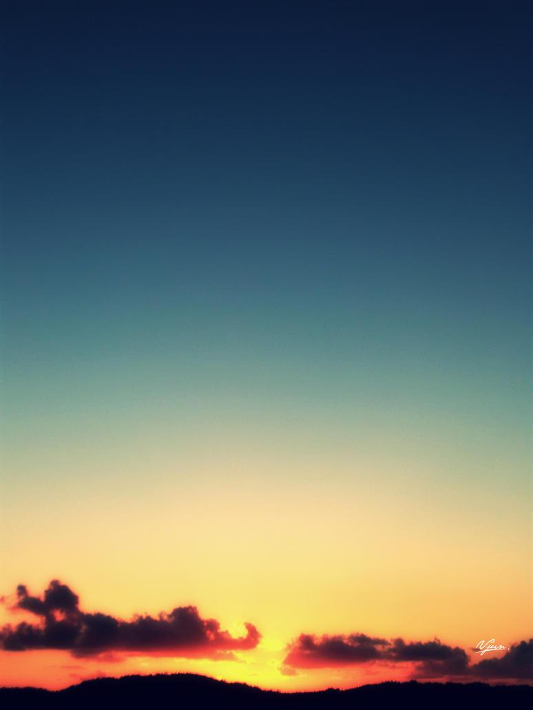 Sunset Gradient by vjun