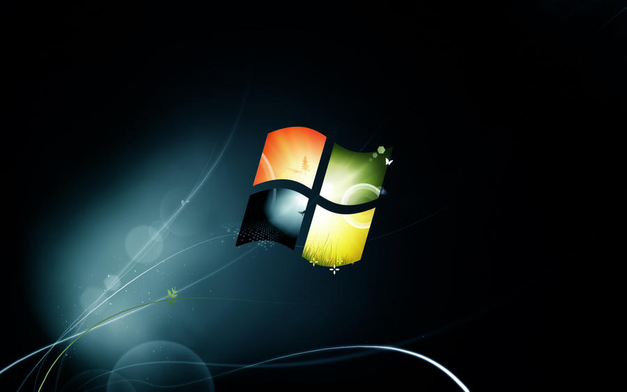 windows 7 wallpaper by nando377 on deviantart