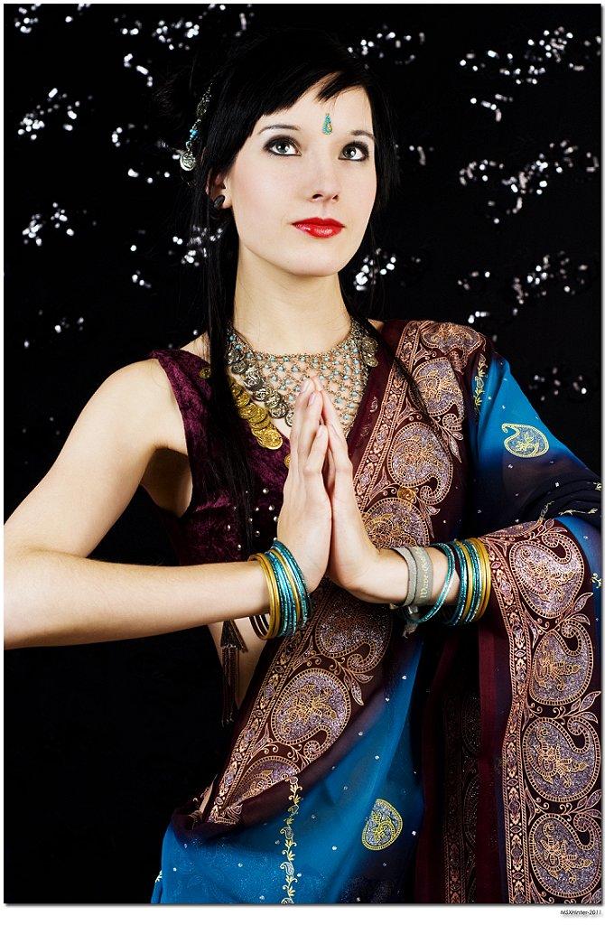 bollywood beauty by feeora