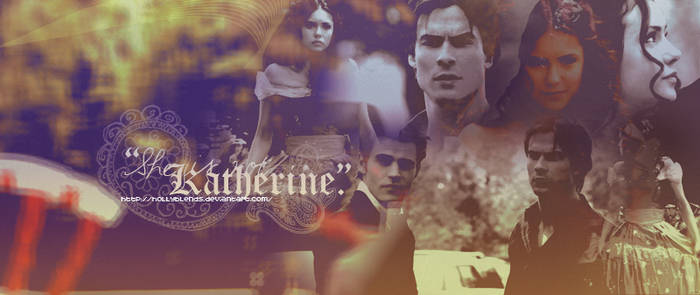She is not Katherine