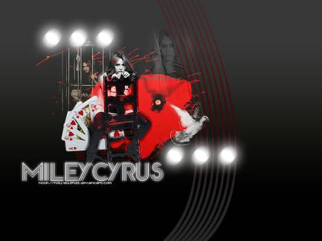MILEY CYRUS. MAGIC.