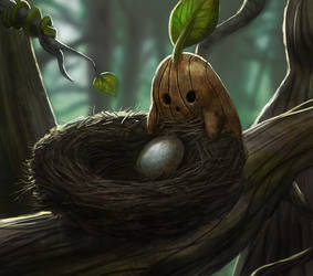 The Nest - Sapling I