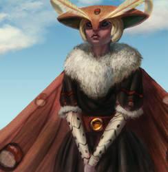 Lady Lappet by Feedington