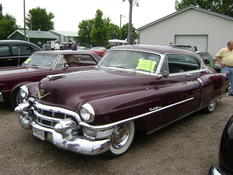 1950 Cadillac by 97Dodge-Guy on DeviantArt