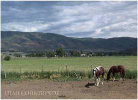 .: Utah Countryside :. by Ardnak