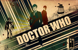 Doctor Who by Ardnak