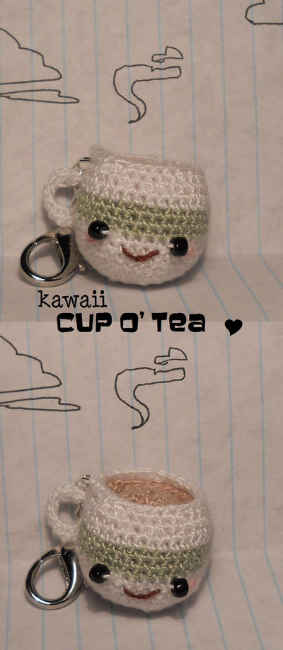 Teacup Amigurumi by TheSmall-Stuff