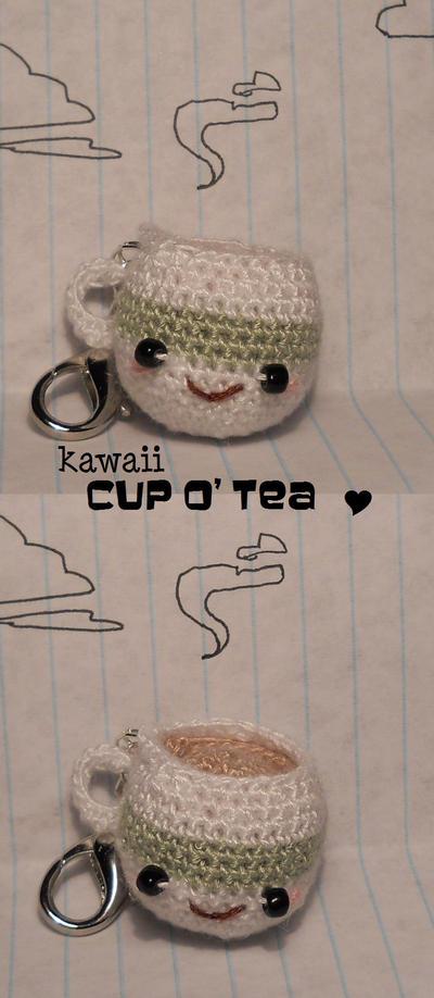 Teacup Amigurumi by TheSmall-Stuff
