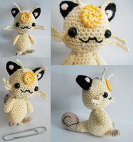 Meowth by TheSmall-Stuff