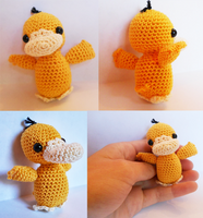 Psyduck by TheSmall-Stuff
