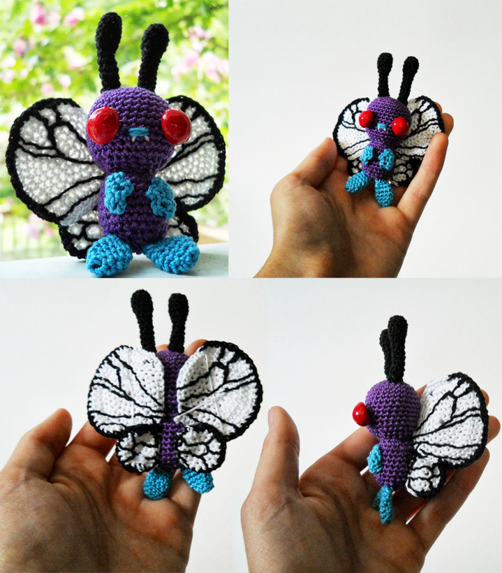 Butterfree by TheSmall-Stuff