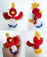 Ho-oh by TheSmall-Stuff