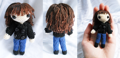 Portrait Doll by TheSmall-Stuff