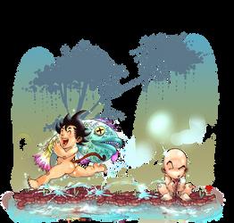Goku-Krilin