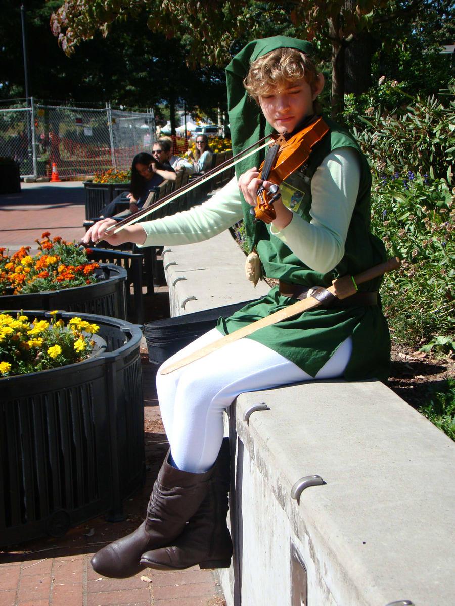 Gettin my Link on by im-Rem