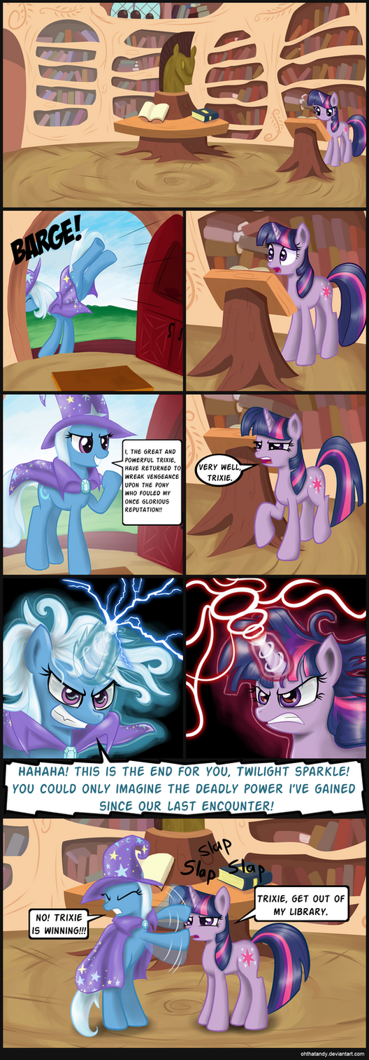 Epic Battles by ohthatandy