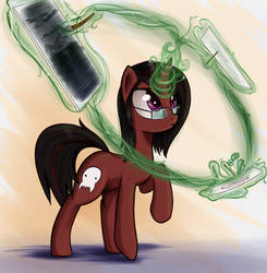 Denise pony by ohthatandy