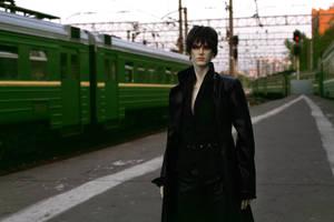 Roads, trains...
