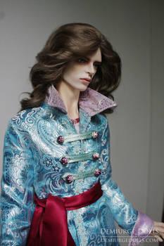 Russian Prince costume