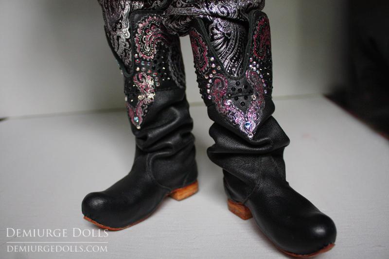Fairytale boots by Maeglindark