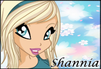 Shannia icon by WinxFandom