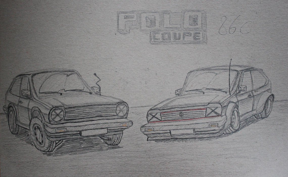 Volkswagen Polo Mk2 86c by Bumskuchen on DeviantArt
