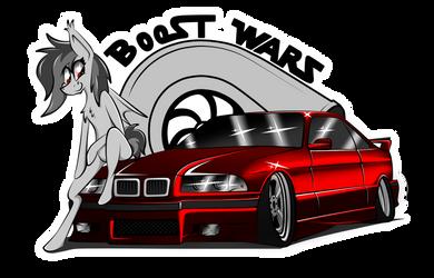 Boost wars gift by Bumskuchen