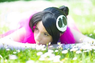 Kami nomi zo shiru sekai - Elsie III Bored~ by Vicky-pxp