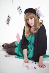 Heroine - AMNESIA cosplay by Vicky-pxp