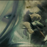 Sephiroth GIF Signature by Athraxas