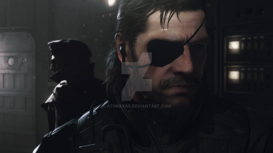 Big Boss can go to hell! by Athraxas on DeviantArt