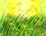 Grass doodle