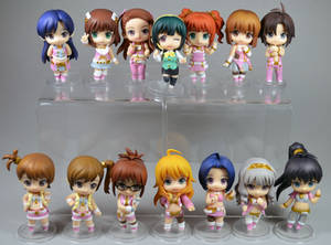 The iDOLM@STER 2 - Nendoroid Petits