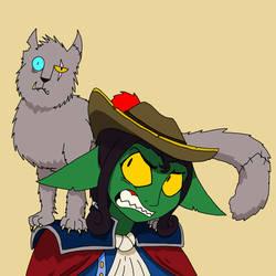 Sycanor and Marmaduke