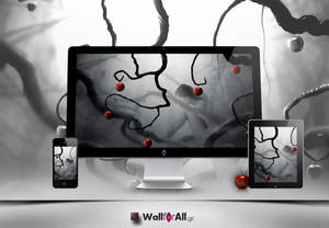 Apple forest