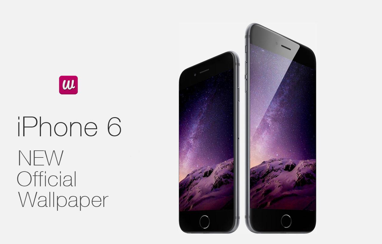 New iPhone 6 wallpaper