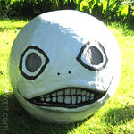 Emil's Head by TheFredricus