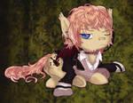 Diabolik Ponies: Shuu Sakamaki by TheFredricus