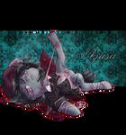 Diabolik Ponies: Azusa Mukami by TheFredricus