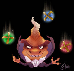 Ripto the Sourcerer by TheFredricus
