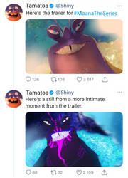 Twitter Post Parody