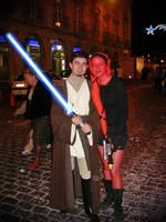 Jedi and Twi'lek by Ani-PinUp