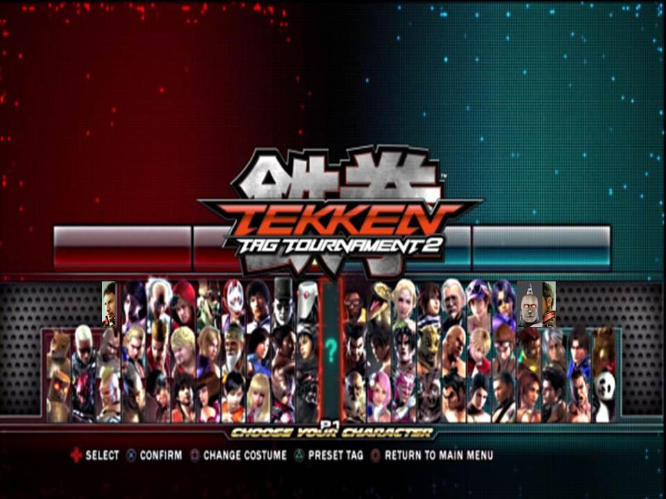 Tekken Tag Tournament 2 20th Anniversary Edition By Heygoodnews On