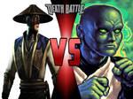 Death Battle: Raiden vs Eternal Champion