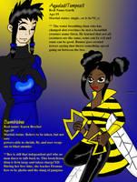 TT_profile_Aqualad_N_Bumblebee by BeastboysGurl4ya