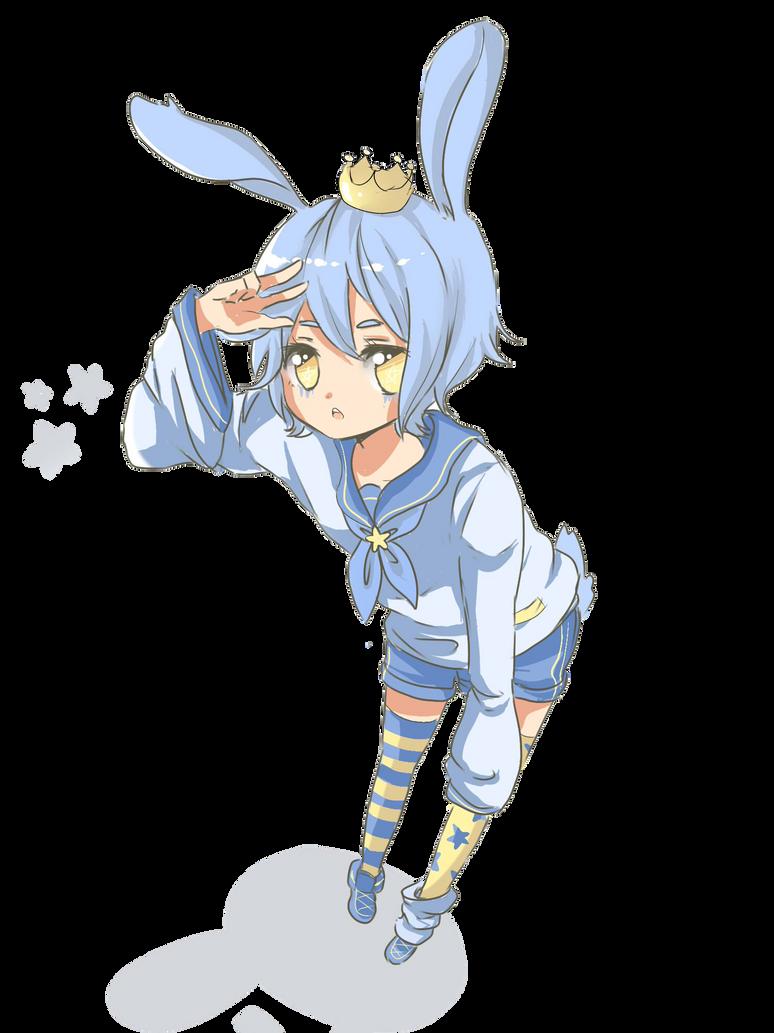 SHUGO CHARA PROJECT Cm__bunny_prince_by_monmondomo-d6tnash