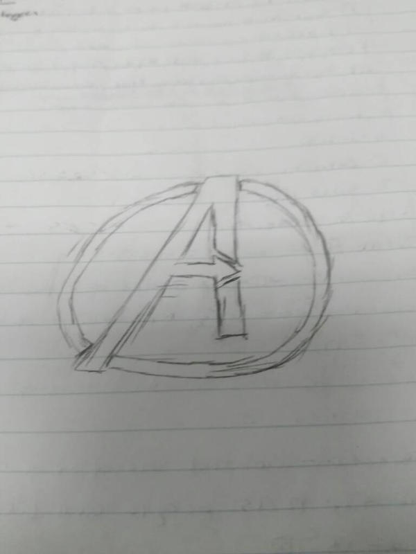 The Avengers Symbol by mad4dragons