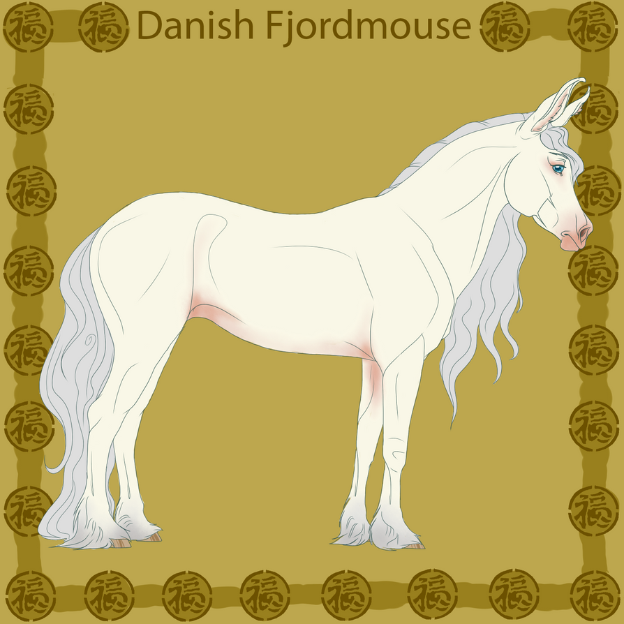 #02 Danish Fjordmouse Import [Sold] by MiusEmpire