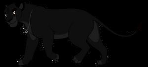Lioness Adoptable TLK 2