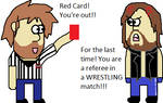 Dean the referee